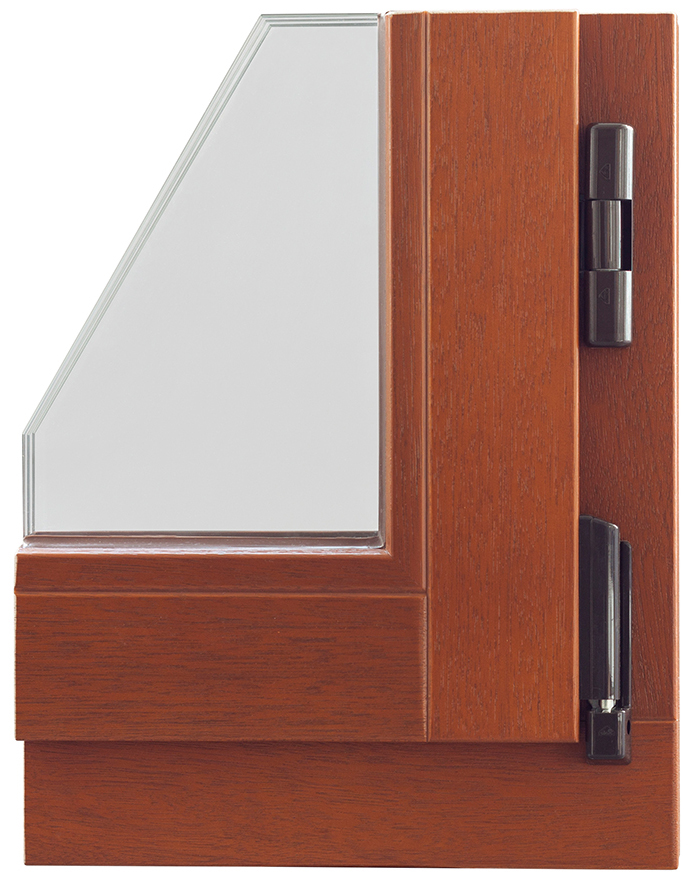 Fenster: hochwertige Materialien in unterschiedlichen ...